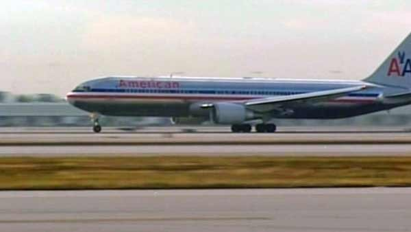 In the midst of chapter 11 bankruptcy, American Airlines is set to lay off thousands of workers. (Source: WSVN/CNN)