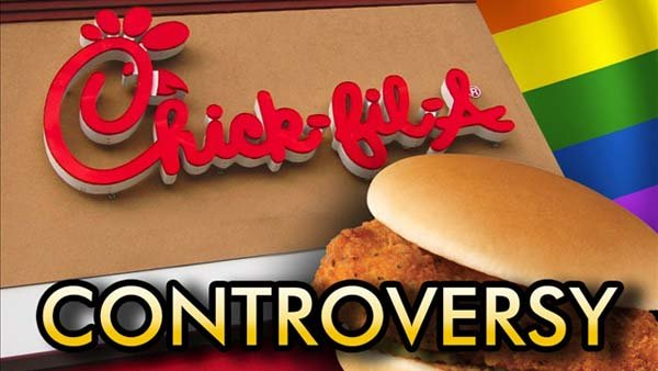 Chick-fil-A will no longer donate money to anti-gay groups.