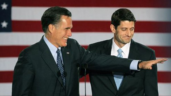 Republican presidential nominee Mitt Romney and his running mate, Paul Ryan, released their tax returns Friday. (Source: MittRomney.com)