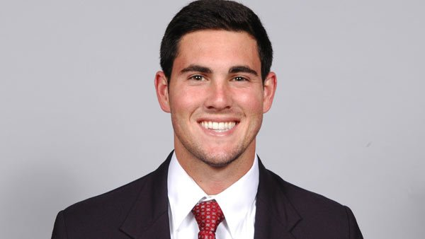 Aaron Murray. (Source: University of Georgia athletic department)