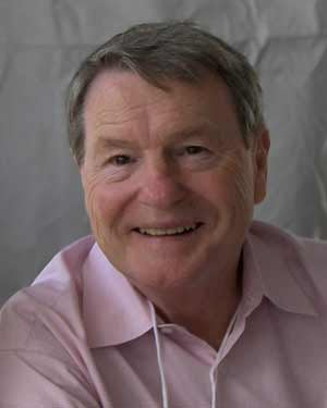 Jim Lehrer, host of 'NewsHour' on PBS, will moderate the first Presidential debate. (Source: Larry D. Moore/Wikimedia)