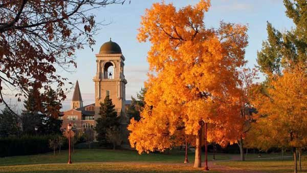 The University of Denver will host the first of the three Presidential debates. (Source: CW221/Wikimedia)