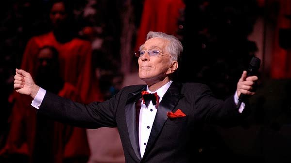 Singer Andy Williams has died at age 84. (Source: Flickr: BransonResort)