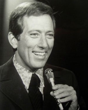 This photo of Andy Williams, taken in 1969, is a publicity photo from his variety show. (Source: StreeBot/Wikipedia)