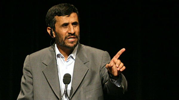An Iranian news site republished a satirical article that said 77 percent of rural white Americans would rather have a beer with Ahmadinejad than Obama as factual. (Source: Wikimedia/Daniella Zalcman)