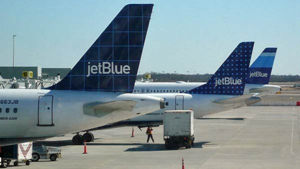 Voters can enter for a chance to score free tickets to one of the JetBlue's 21 international destinations if their candidate loses the election.