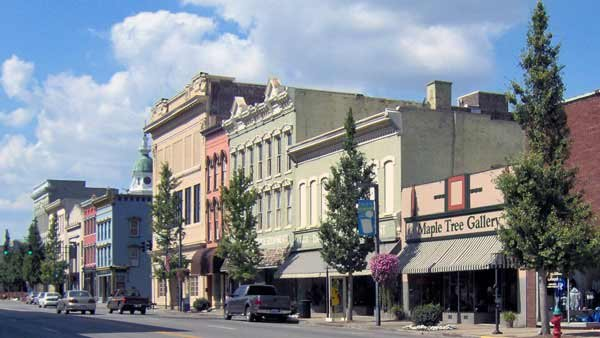 Danville, KY is a town of 16,000. (Source: Wikimedia/Russell Poore/Sydney Poore)