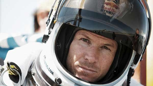 Felix Baumgartner is the frontman of the Red Bull Stratos project. (Source: Red Bull Stratos)
