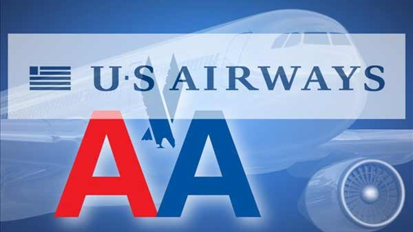 American Airlines and US Airways entered merger talks at the end of August.