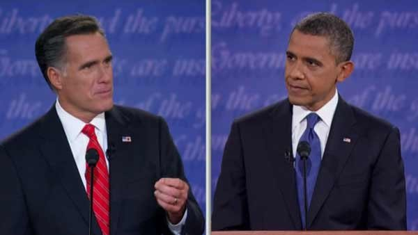 President Barack Obama and Republican presidential nominee Mitt Romney are set to take the stage at Hofstra University for the second presidential debate Tuesday. (Source: CNN)