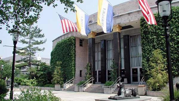 Hofstra University is located in Hempstead, NY. (Source: Hofstra University/Hofstra Relations)