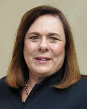 CNN chief political correspondent Candy Crowley will moderate Tuesday's debate. (Source: Wikimedia/Mark Knight and Jordan Miller)