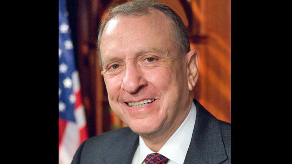 Former U.S. Sen. Arlen Specter. (Source: MGN)