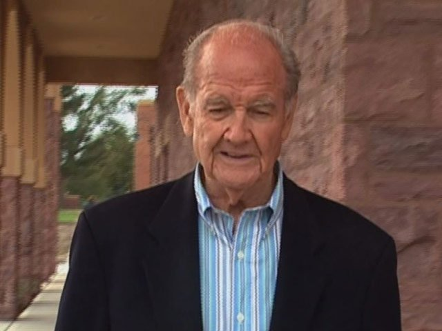 Former U.S. Senator and presidential candidate George McGovern has passed, according to his family. (Source: CNN)