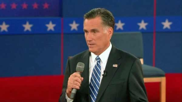 Mitt Romney's response concerning how he intends to ensure equal pay and benefits for women drew a wide array of commentary across Twitter, Facebook and blogs after Tuesday's debate. (Source: CNN)