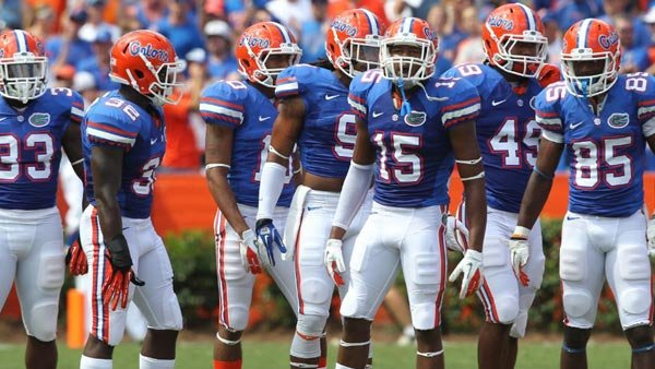 Florida is ranked second in the BCS poll and faces once-beaten South Carolina in a critical SEC East Division game. (Source: UF communications)