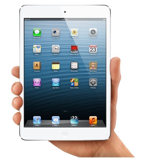 Apple finally unveiled its new iPad mini in a special event Tuesday afternoon. (Source: Apple.com)