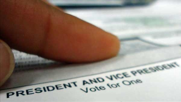 Election Day is Nov. 6. (Source: MGN)