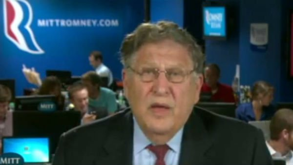 John Sununu, a top adviser to the Romney campaign, is once again accused of making racist statements. (Source: Youtube/CNN)