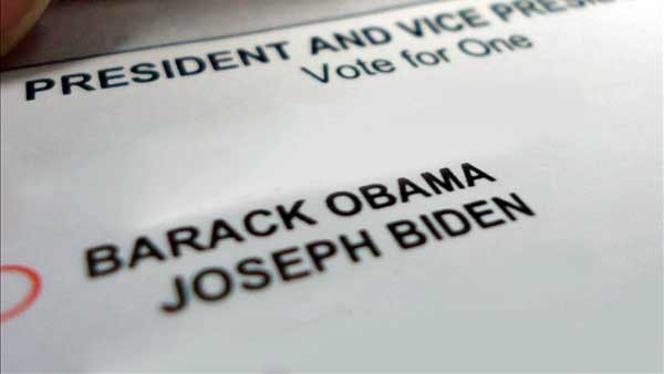 President Barack Obama and Vice President Joe Biden are seeking a second term in the White House. (Source: MGN)