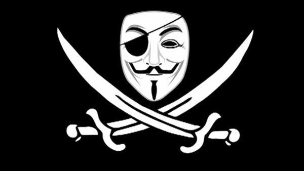 The hacker group has used website defacement and denial of service to fight what it perceives as tyranny on the part of large organizations. (Source: YouTube/anonymous04210)