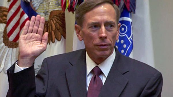 Gen. David Petraeus has resigned as head of the CIA. (Source: CNN)