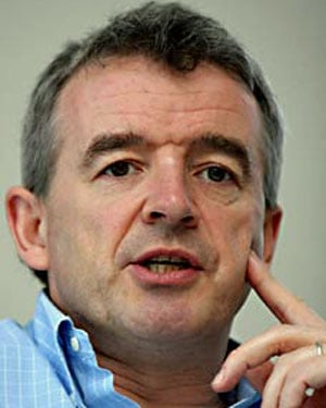 Michael O'Leary is the CEO of Ryanair. (Source: Lamos/Wikimedia)