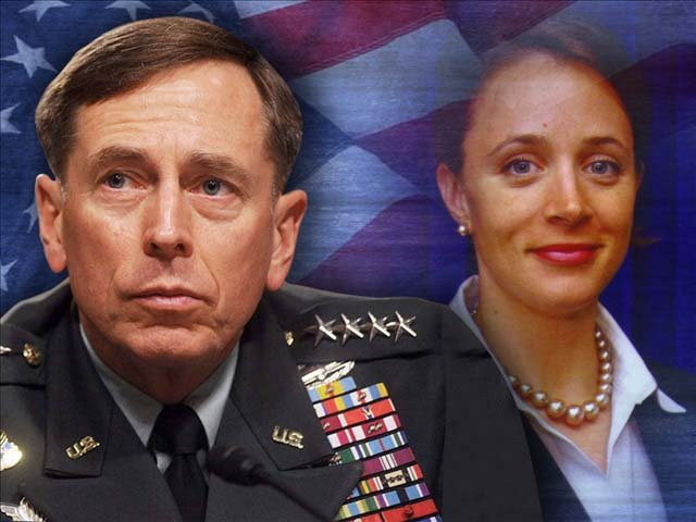 Gen. David Petraeus resigned as the head of the CIA because of an affair with his biographer, Paula Broadwell.