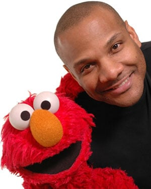 The man who accused Elmo's puppeteer of an inappropriate sexual relationship has recanted. (Source: Kevin Clash/Facebook)