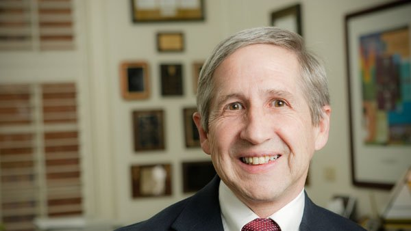 Samuel Gladding, an expert on family counseling and chair of the counseling department at Wake Forest University. (Source: Wake Forest University)