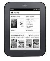 Nook Simple Touch (Source: eBay)