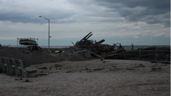 The damage caused by Superstorm Sandy is expected to be a long-term recovery. (Source: Terri Bennett/Respond and Rebuild)