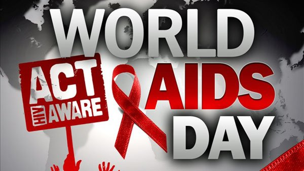 World AIDS Day is held on Dec. 1 annually.