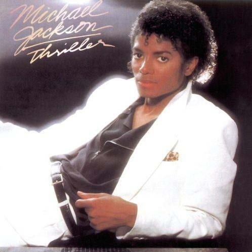 Michael Jackson's album 'Thriller' was released 30 years ago. (Source: Amazon)