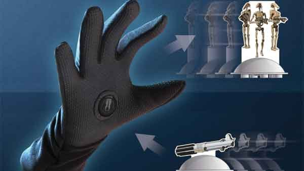 Discover if you have the Force with this Star Wars magnetic glove. (Source: Amazon)