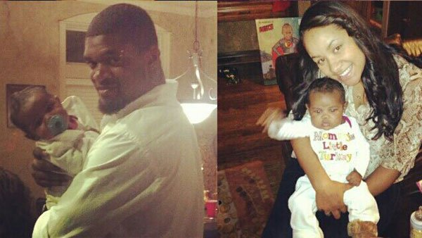 Kansas City Chiefs linebacker Jovan Belcher, left, shot and killed his girlfriend Kasandra Perkins, right, Saturday then committed suicide, according to authorities. (Source: Facebook/KCTV)
