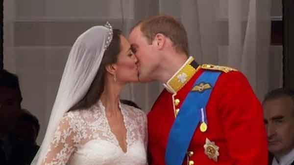 Kate Middleton and Prince William are expecting their first child. (Source: CNN)