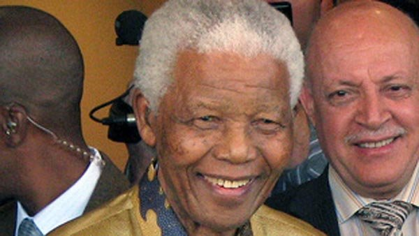 Nelson Mandela has died