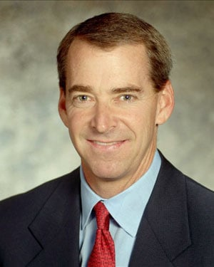 Thomas W. Horton is the Chairman, CEO and President of AMR Corp. and American Airlines. (Source: AMR Corp.)
