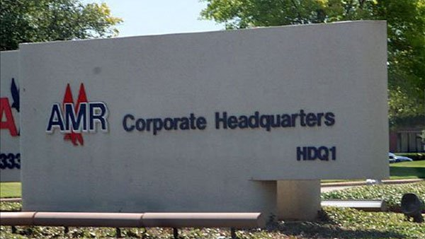 AMR Corp. is headquartered in Fort Worth, TX. (Source: Wikimedia)