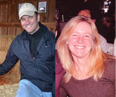 Cindy Ann Yuille, 54, and Steven Mathew Forsyth, 45, were both killed during the shooting spree at the Clackamas Town Center. (Source: Clackamas County Sheriff's Department)