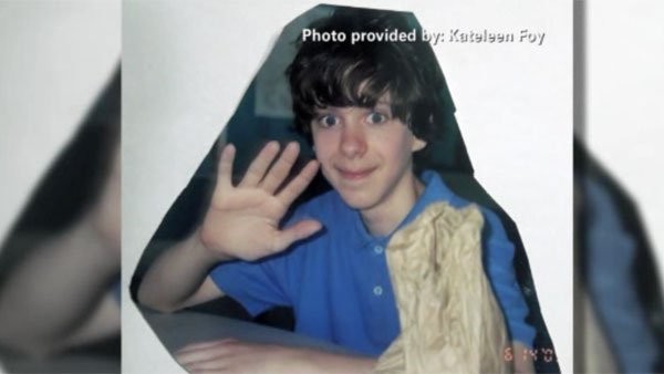 A picture of Adam Lanza from 2005. He is the shooter of 26 people and his mother in Newtown, CT on Friday. (Source: Kateleen Foy/CNN)