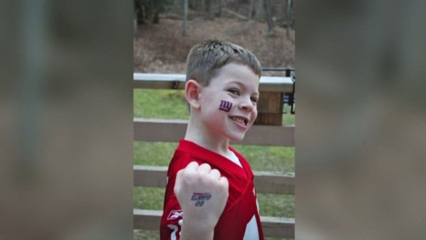 The funeral for Jack Pinto, 6, is scheduled for Monday. He was one of the victims in the Sandy Hook Elementary shooting in Newtown, CT. (Source: family handout/CNN)