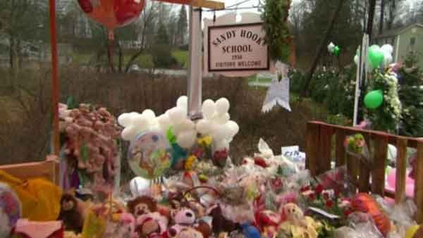 Churches in and around Newtown, CT., held vigils and special services to help comfort those affected by the shootings that took place at Sandy Hook Elementary School. (Source: CNN)
