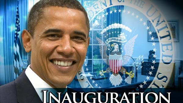 President Obama will take the oath of office twice this year.