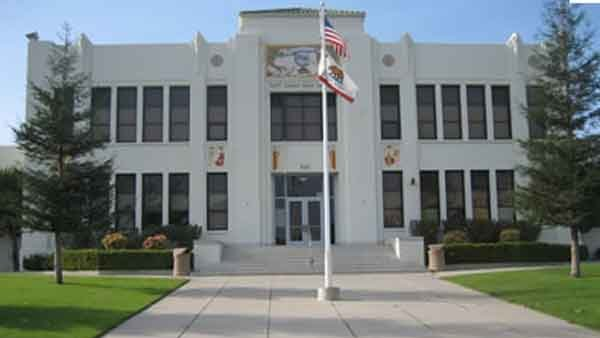 A shooting took place Thursday at Taft Union High School in Taft, CA. (Source: taft.k12.ca.us)