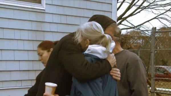 Superstorm Sandy left many homes beyond repair. (Source: WCBS/CNN)