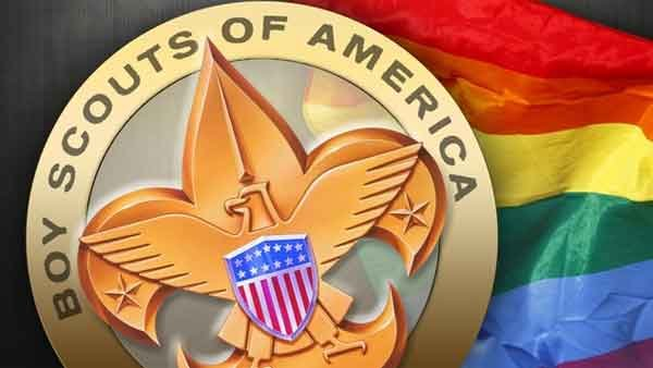 The Boy Scouts of America are reportedly considering the repeal of a ban excluding homosexuals from membership.