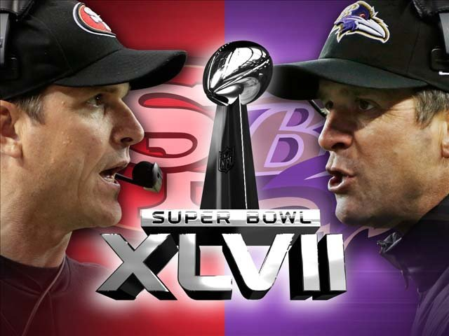 Super Bowl XLVII is Sunday. Don't sit down to watch the game without knowing at least something about the game and the coaches who share a last name - and parents.