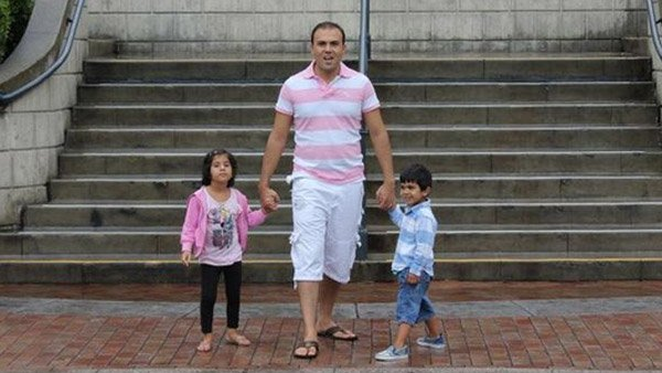 Saeed Abedini's children live with his wife in Idaho. (Source: ACLJ)